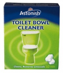 Astonish Toilet Bowl Cleaning Tablets 10pcs