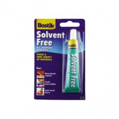 Bostik Solvent Free All Purpose Adhesive 20ml