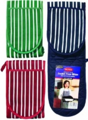 Nutex Brand Quilted Double Oven Mitten