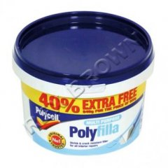 Polycell M/P Ready Mixed PolyFilla 600gm