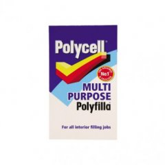Polycell M/P Powdered Poly Filla Eco. 900gm