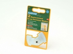 DISCONTINUED  Plasplugs 2 Std Grout Remover Blades(GRB2150)