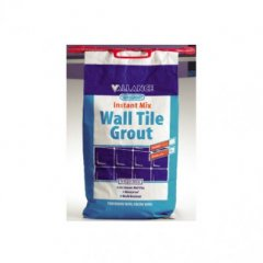 Evo-Stik Tile a Wall Fast Set Grout For Ceramic Tiles White 1.5Kg