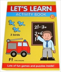Let's Learn Activity Books