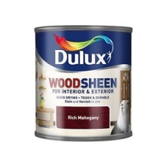 Dulux Int/Ext W/B Woodsheen Rich Mahog 250ml