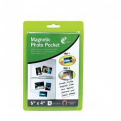 151 MAGNETIC PICTURE POCKETS 3pk