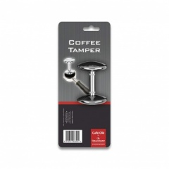 S/S Coffee Tamper Carded