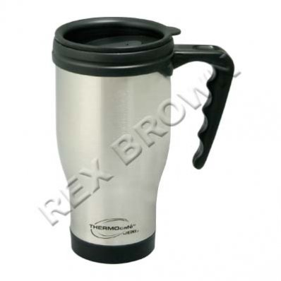 Thermos cafe 0 4lt travel mug wholesalers of hardware for Thermos caffe