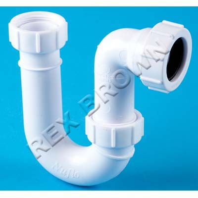 p trap 32mm x 75mm seal wholesalers of hardware