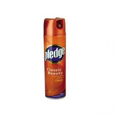 Pledge Dust Protect Wood Classic Furniture Polish 300ml