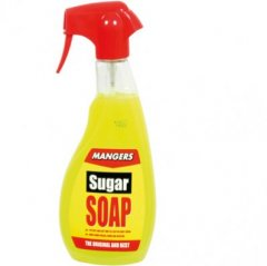 Disccontined-Mangers Sugar Soap 500ml RTU