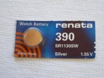 390 Renata Watch Batteries
