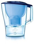 Brita Aluna Cool Frosted Blue Jug 2.4 Ltr.