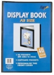 A3 40 Pocket Presentation Display Book