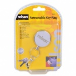 Rolson Tools Ltd Retractable Key-Ring 60107