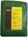Blackspur 18' x 24' Green Tarpaulin (BB-TP154)