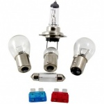 Brookstone 7pc Spare Bulb Kit - H7