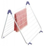DISCONTINUED - Overbath 9 Rail Clothes Airer