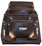 Rolson Tools Ltd Single Oil Tanned Tool Pouch 68883