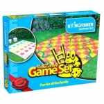 **Discontinued** Double Garden Game Snakes & Ladders & Tangled (ZGA012)
