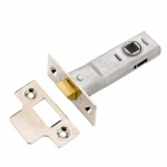 Yale 3'' Tubular Latch For Door 80mm Chrome Plated (PM888P76)