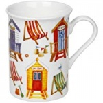 **Discontinued** Beachtime Fine China Mug