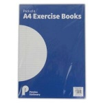 A4 Exercise Book 4pk