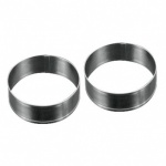 Set of 2 Round Cooking Rings