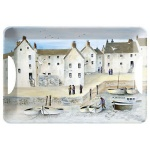 Large Tray Lux Handles - Cornish Harbour