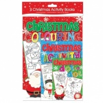 3 Pack Christmas Multi Activity Set