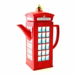 London Telephone Box Teapot