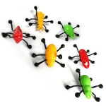 Wall Walker Insect 6 Designs Asstd. Colours