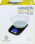 Discontinued: Terrallion  Electric Kitchen Scale & Bowl (H021)