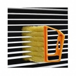 Ashley Housewares 7 BRUSH VENETIAN BLIND CLEANER