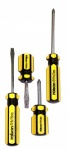 Rolson 4pc Screwdriver Set 28522