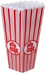 Tapered Square Plastic Popcorn Container (183/891)