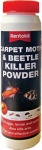 Rentokil Carpet Moth & Beetle Killer Powder 150g.