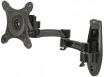 HQT200 Dual Arm Support Bracket for 13'' to 37'' LED / LCD Screens