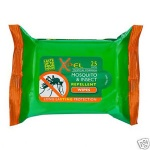 Xpel Mosquito Repellent Wipes 25's