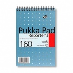 Pukks Pad Reporters Shorthand Pad 160 Page (NM001)