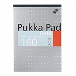 Pukka Pad Refill Pad A4 160 Pages Plain (REFPLN)