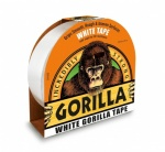 Gorilla General Purpose Strong White Tape 48mm x 27m UV Resistance