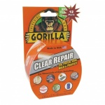 Gorrilla Weather Proof Clear Repair Tape 48mm x 8.2M