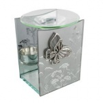 12x12 Glass Btfly Oil Burner