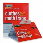 Pest  Stop Clothes Moth Trap Pk2