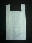 Super Jumbo White Premium Vest Carriers 16x24x29 Pk100