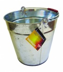 Blackspur 9ltr. Galvanised Steel Bucket