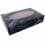 Sofcell 2 Ply Mansize Tissues - Singles