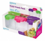 Sistema Knick Knack Pack Medium 3pcs
