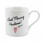 **Discontinued** Good Morning Handsome Mug